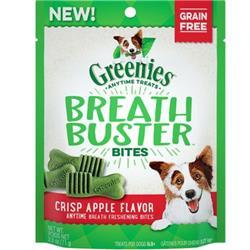 Greenies Breath Buster Bites - Chicken & Parsley (2.5 oz)
