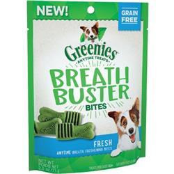 Greenies Breath Buster Bites - Fresh (2.5 oz)