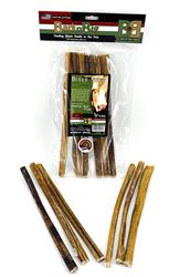 """Beef Bully Sticks 12"""" - 6 count Resealable Bags"""