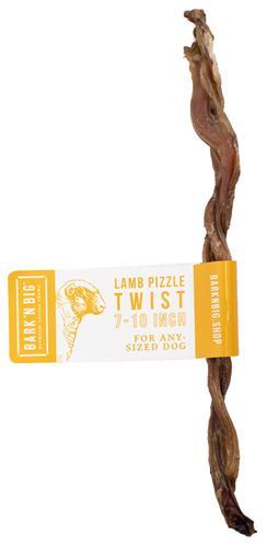 """Lamb Pizzle Twist - 7-10"""""""