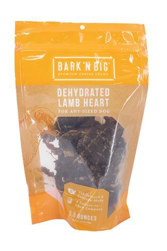 Dehydrated Lamb Heart - 3.5oz