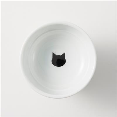 Cat Paws - Raised Mini Cat Food Bowl