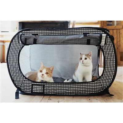 Portable Stress Free Cat Cage