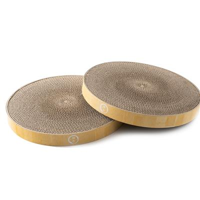 Cozy Cat Scratcher Bowl Replacement Pad (2 pack)