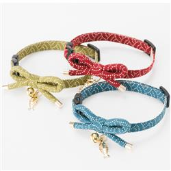 ZEN Fish Charm Cat Collars