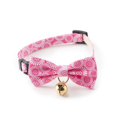Kiku Ribbon Bow Tie Cat Collars