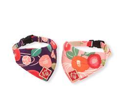 Kimono Cat Bandana Collars