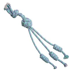"Feel'N Knotty - 23"" Rope Toy (Assorted Colors)"