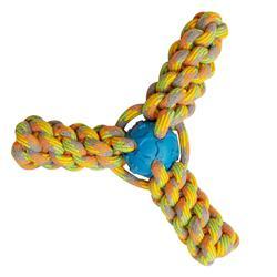 "Fling N' Fun - 7"" Rope Toy (Assorted Colors)"