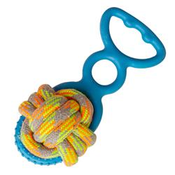 "Grab 'N Wag - 8"" Rope Toy (Assorted Colors)"