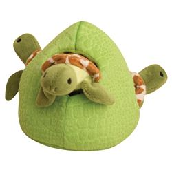 "Hide & Seek Reef - 4 toys in one - 6"" Plush Toy"