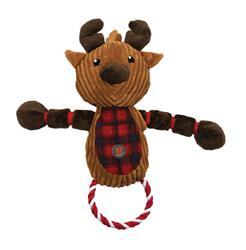 Thunder Tuggerz Holiday Reindeer Toy