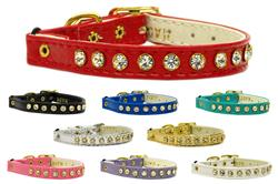 Crystal Cat Safety with Band Collar