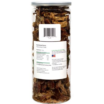 Tuna Jerky For Dogs And Cats