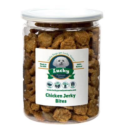 Chicken Jerky Bites