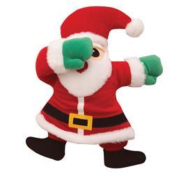 "lil Dabbing Santa - 8"" Plush Toy"