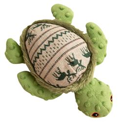 "Holly the Turtle (Ugly Christmas Sweater-Green) - 10"" Plush Toy"