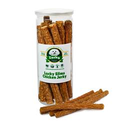 Lucky Slims Chicken Jerky Treats