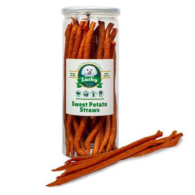 Sweet Potato Straws