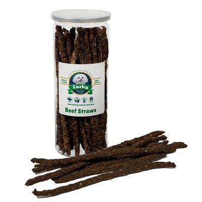 Beef Jerky Straws - 5 oz. Jar