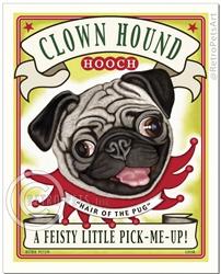 Clown Hound Hooch
