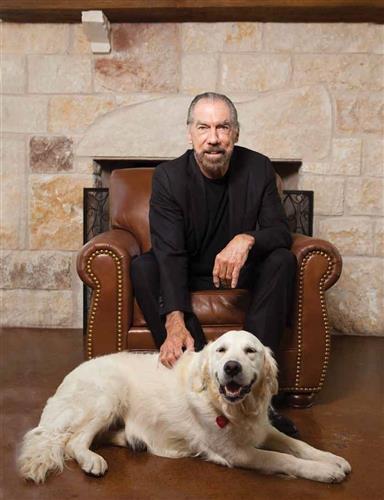 John Paul Pet Painless Grooming Brush for Dogs & Cats