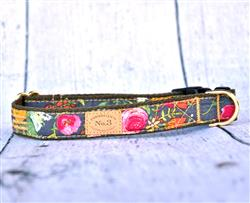 "1"" Nightfall Bouquet Collars and Leads"