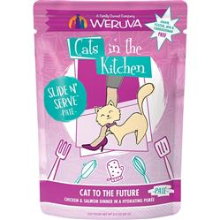 CATS IN THE KITCHEN CAT SLIDE CAT FUTURE 3 OZ. POUCH