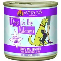 DOGS IN THE KITCHEN DOG LOVE ME TENDER 10 OZ. CASE OF 24 (CASE OF 24)