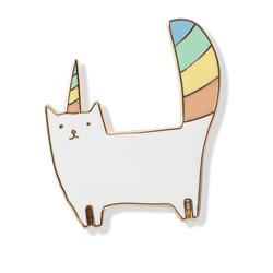 CATICORN ENAMEL PIN