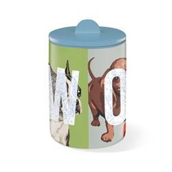 TREY SPEEGLE WOOF TREAT JAR
