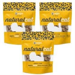 SOJOS CAT NATURALS TREATS TURKEY LIVER 1OZ