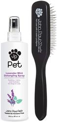 Lavender Mint Detangling Spray w/ Brush Set