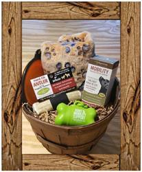 Buddy Basket - Small Dog Mobility Gift Basket