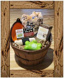 Small & Spry Pack - Small Dog Senior Mobility Gift Basket