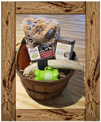 Large & Lively Crate - Large Dog Senior Mobility Gift Basket