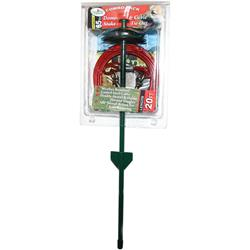 Dome Stake & Cable Combo