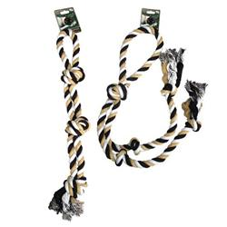 Dental Kotton Knotted Rope Tug Toys