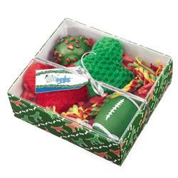 Grriggles Holiday Hound Gift Set