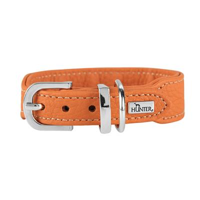 Cannes Leather Mini Collars and Mini Leads (Small Dog Collection) by HUNTER