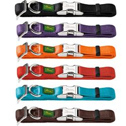 Nylon Vario Basic Alu-Strong Collars and Leads by HUNTER