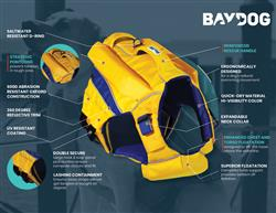Monterey Bay Offshore Life Jacket