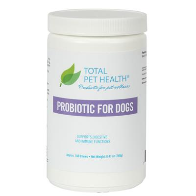 Total Pet Health Probiotic for Cats and Dogs