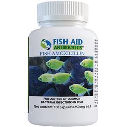Amoxicillin Capsules 250mg (100 Capsules)