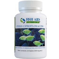Ciprofloxacin Tablets 500mg (30 Tablets)