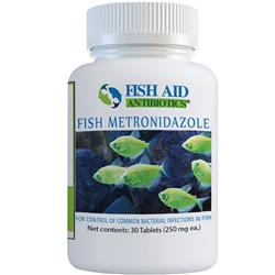 Metronidazole Tablets 250mg (30 Tablets)