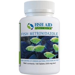 Metronidazole Tablets 500mg (100 Tablets)