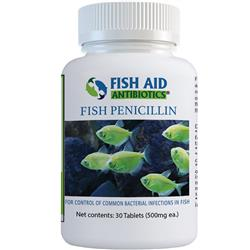 Penicillin Tablets 500mg (30 Tablets)