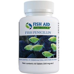Penicillin Tablets 500mg (60 Tablets)