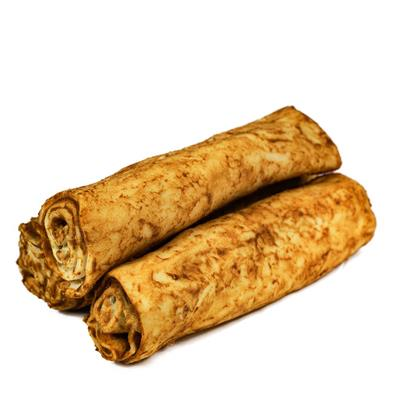 Stubby's (Large Size)  Peanut Butter Basted Rawhides